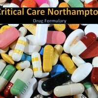 ICU Drug Formulary