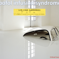 Propofol Infusion Syndrome – ICM Case Summaries #FOAMed