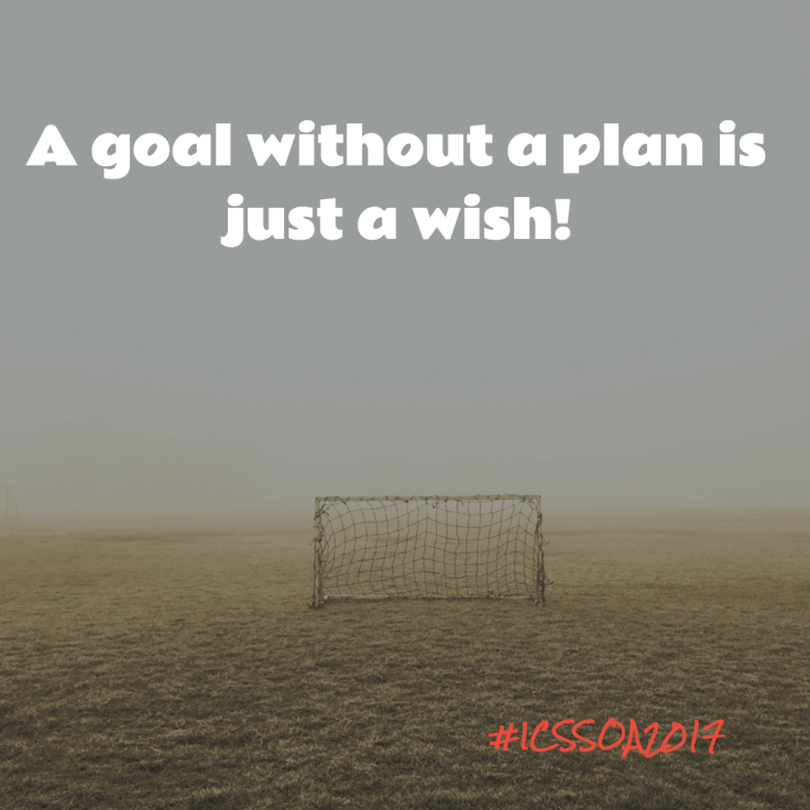 Goal no plan